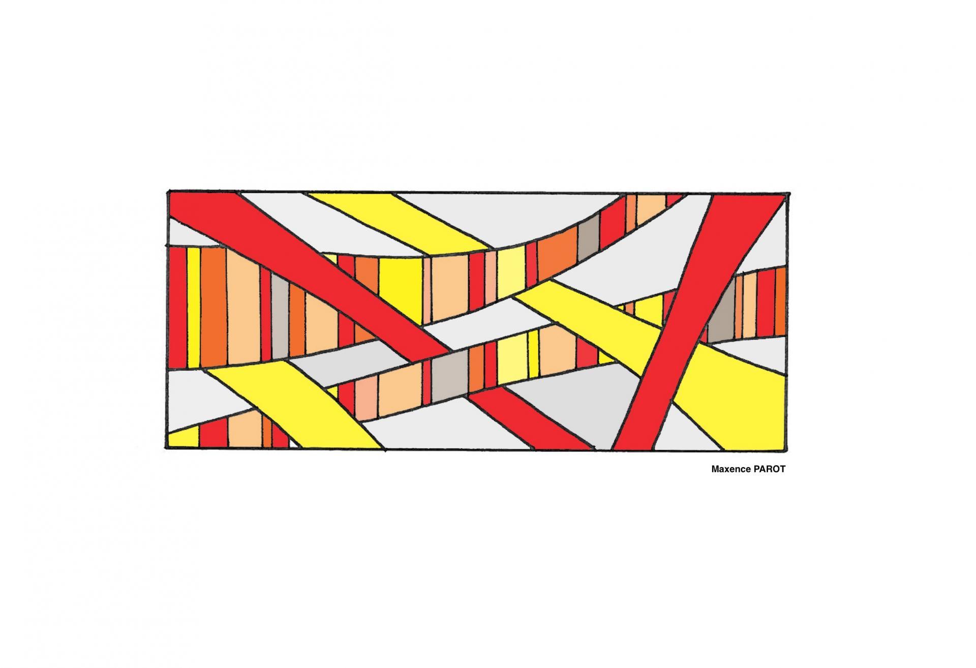 Création d'une maquette en couleur